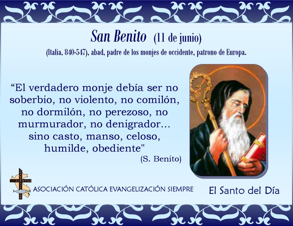 11 de julio San Benito
