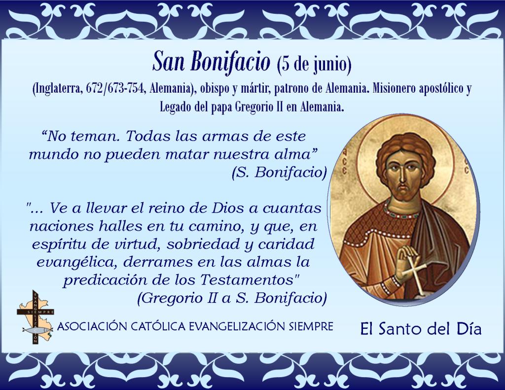5 de junio San Bonifacio