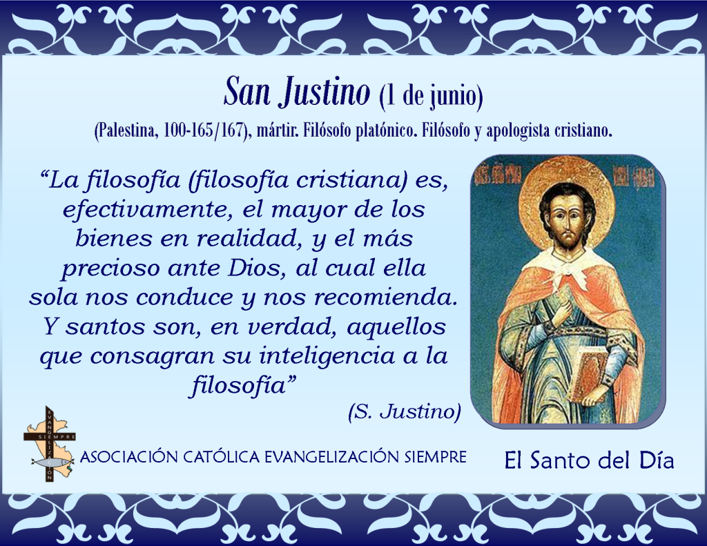 1 de junio San Justino