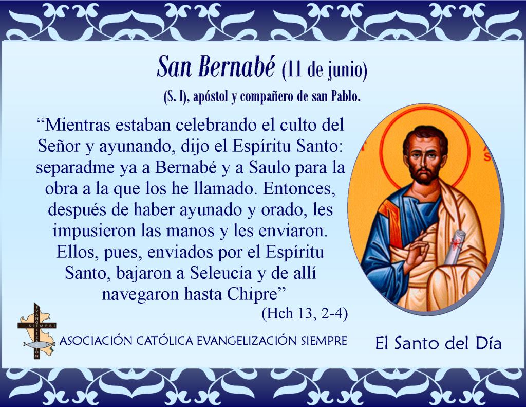 11 de junio San Bernabé