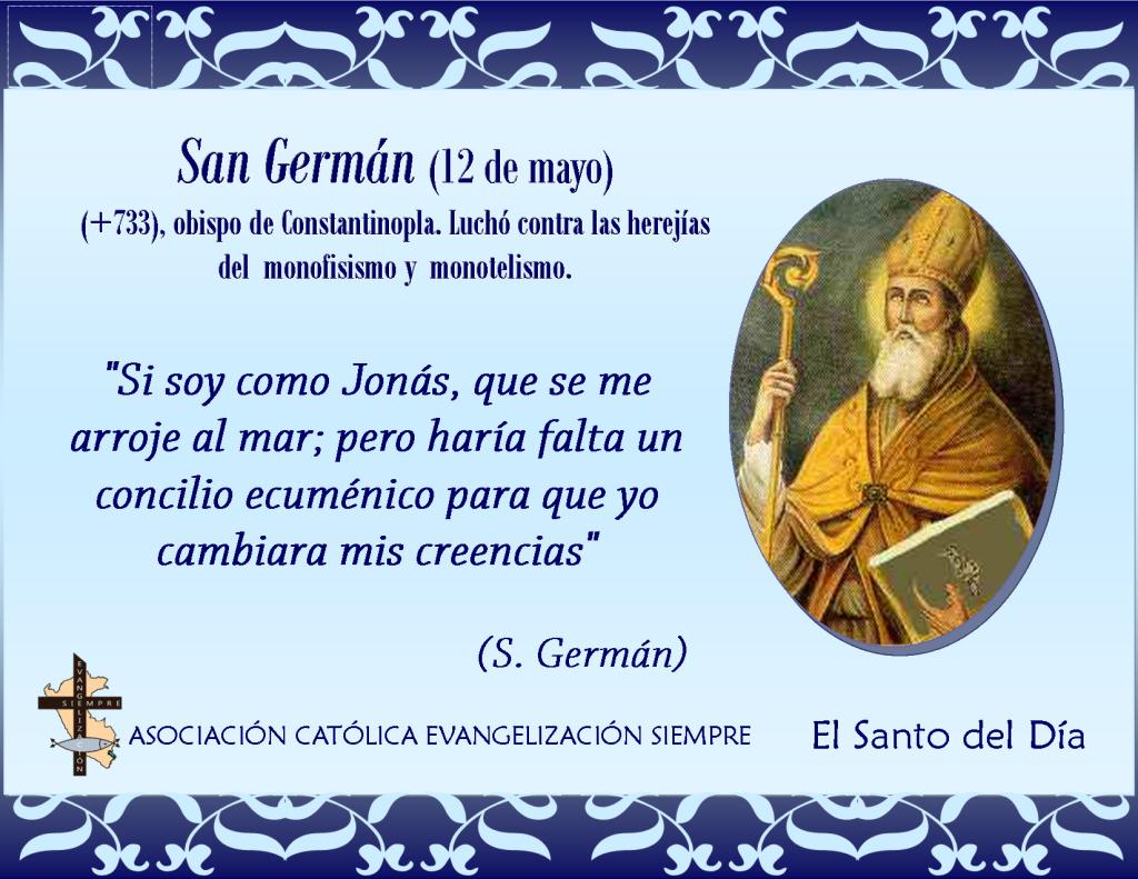 12 de mayo San Germán